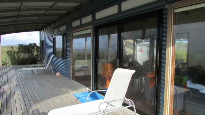 Blueseas Beach House Destrees Beach Kangaroo Island Australia